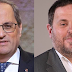 La Junta Electoral Central inhabilita al president Torra y retira la condición de eurodiputado a Junqueras