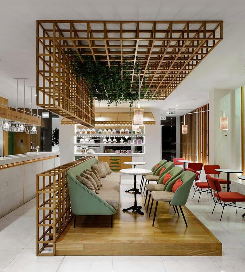 Mexil design remezzo cafe bar resto cyprus