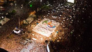 Como Ver Ceremonia Inauguracion Juegos Olimpicos RIO 2016 Hoy 5 Agosto 2016