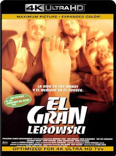 El Gran Lebowski (1998)4K 2160p UHD [HDR] Latino [GoogleDrive]