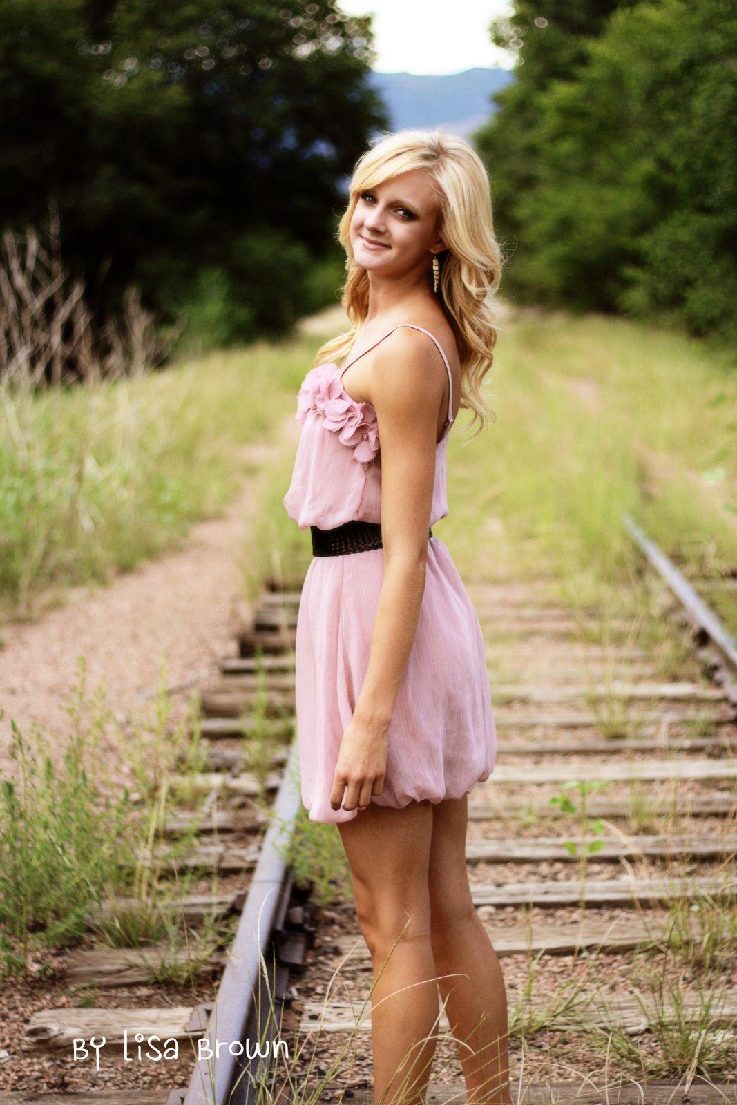 That Brown Girl Photography: Megan's Senior Portraits