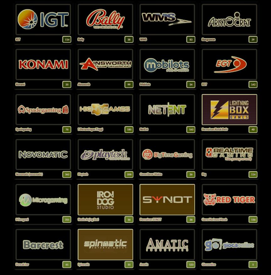 provider games