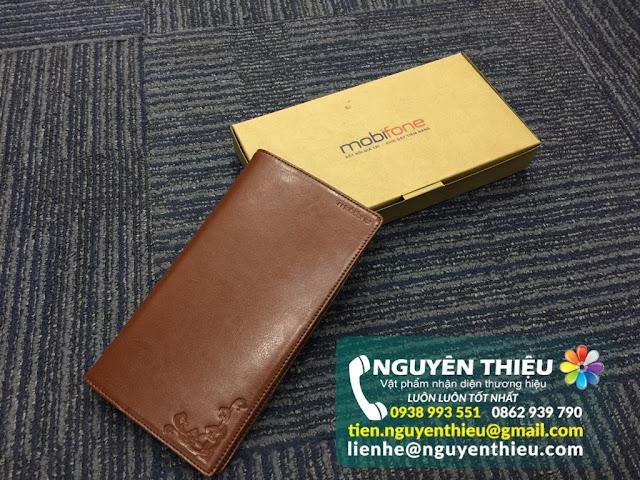 Sản xuất ví da Nguyên Thiệu, xưởng sản xuất ví da quà tặng uy tín.