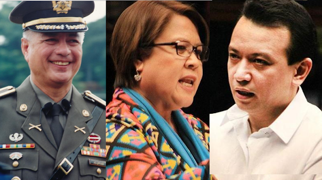 Ex-DILG chief: Probe Trillanes after De Lima