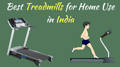 best treadmill in india for home use - cover image