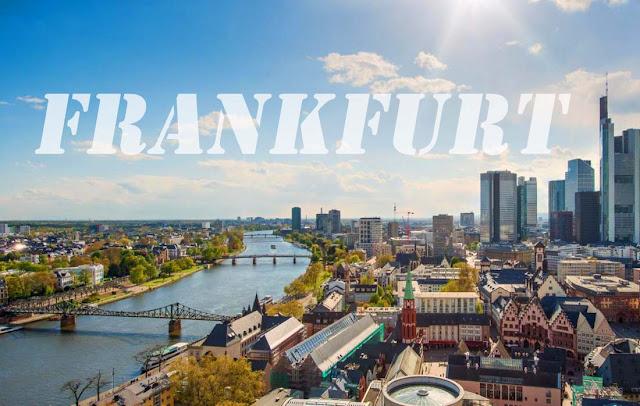 Frankfurt, khung trời tự do của nước Đức