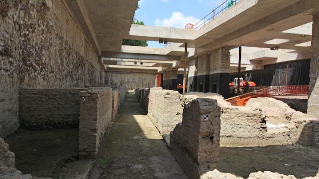 La Ministra De Micheli in visita al cantiere della Metro C di Roma