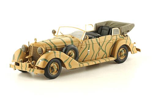 TYP 770K W150 1:43, voitures militaires de la seconde guerre mondiale