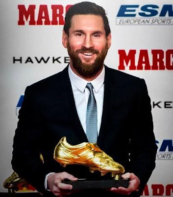 european golden shoe 2018, european golden shoe 2018-19, european golden shoe winners,