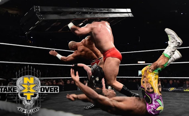 NXT TakeOver: New Orleans (2018)