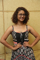 Actress Aditi Myakal Looks gorgeous in Sleeveless Deep Neck Top at Ami Tumi success meet ~  Exclusive 166.JPG