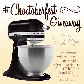 Choctoberfest Giveaway Graphic