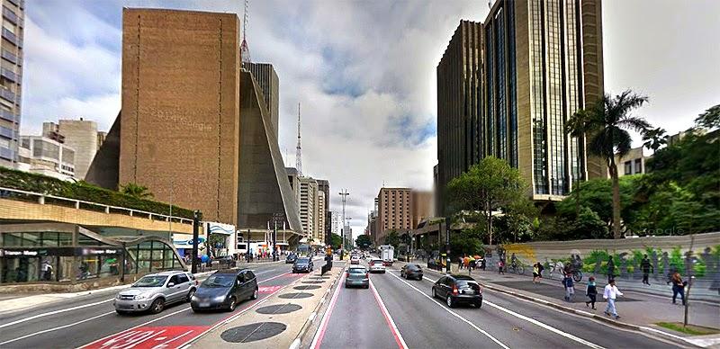 Edifício da FIESP | Av. Paulista