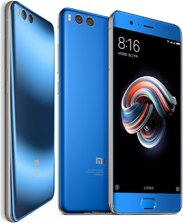 نظرة على هاتف Xiaomi Mi Note 3