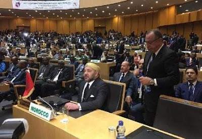 أسبوعية أوربية: جلالة الملك محمد السادس نصره الله  يضطلع بدور ريادي في تعزيز التنمية في إفريقيا