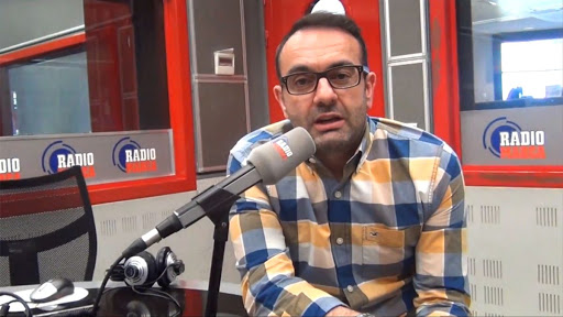 EDU GARCÍA REGRESA A 'RADIOESTADIO' (O.C.)