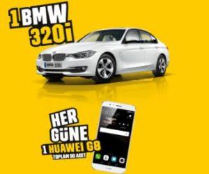 Ülker Metro Çekiliş Sonuçları BMW 320i ve 90 Huawei G8 Çekiliş Sonuçları..
