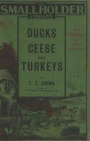 Δωρεάν βιβλία για κότες γαλοπούλες πάπιες χήνες πτηνοτροφία
