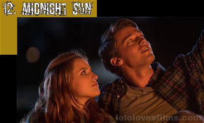 Midnight Sun 2018 movie Bella Thorne Patrick Schwarzenegger