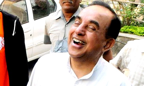 BJP leader Subramanian Swamy posted a controversial tweet on Wednesday morning hinting that the campaign to silence him, led by Modi himself, had made little impact.  The latest tweet like most Subramaniam Swamy posts, is couched in code words, and is open for multiple interpretations.  In the tweet, Subramaniam Swamy, said Arnab G had been foaming in the mouth and chanting Muruga Muruga, as he had been bitten by 'a mad unelectable dog'.