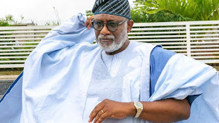 ONDO 2020: 16 gov candidates to lock horns with Akeredolu in October poll