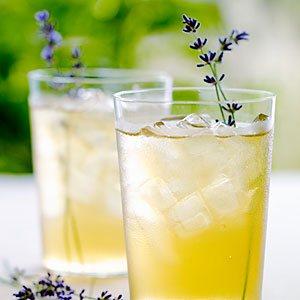 Iced Lavender Green Tea-jeebika