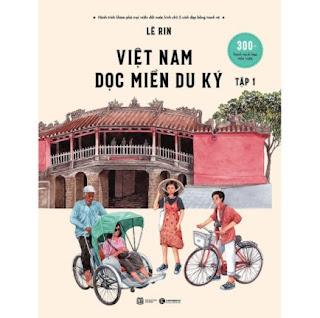 Việt Nam Dọc Miền Du Ký - Tập 1 (Bản Phổ Thông) ebook PDF-EPUB-AWZ3-PRC-MOBI