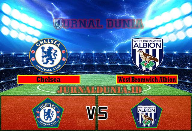 Prediksi Chelsea Vs West Bromwich , Sabtu 03 April 2021 Pukul 18.30 WIB
