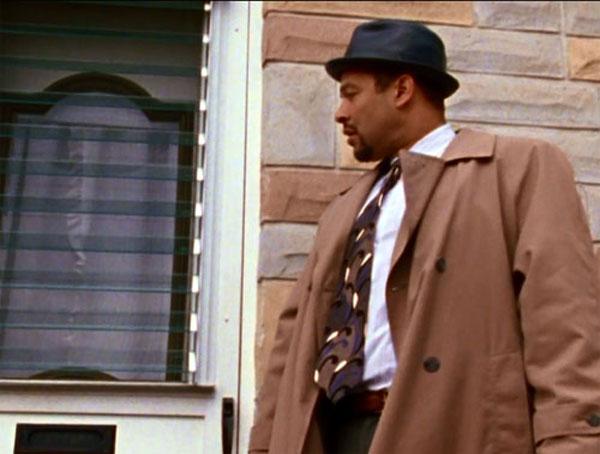 Clark Johnson as Meldrick Lewis