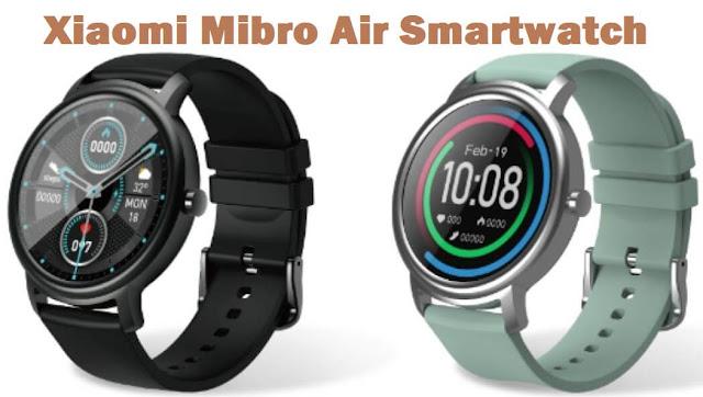 Xiaomi Mibro Air Smartwatch: Specs + Price + Features