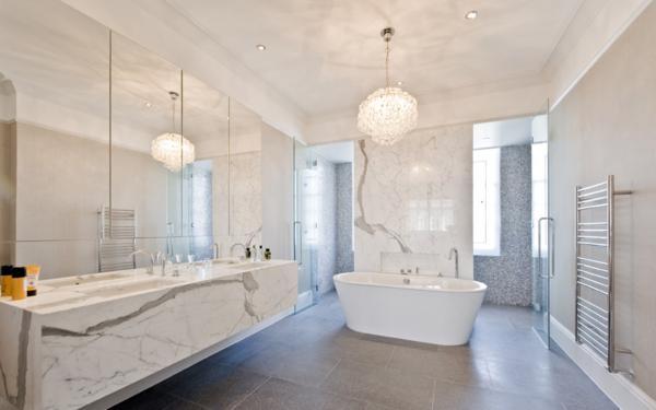 nhà tắm đá hoa cương đẹp