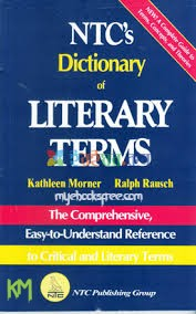 NTC's Dictionary of Literary Terms Pdf By Kathleen Morner, Ralpha Rauch
