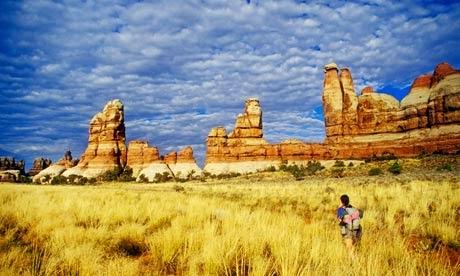 Aplicación para descubrir los parques naturales de Estados Unidos