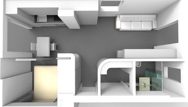 for Progettare un appartamento