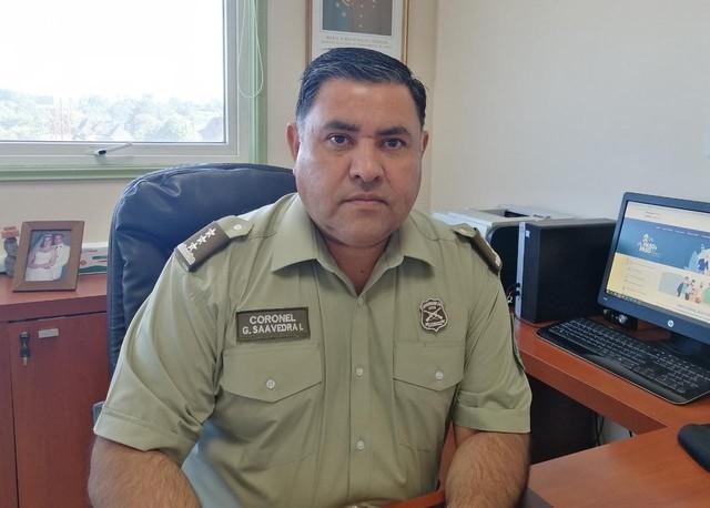 Coronel Gustavo Saavedra