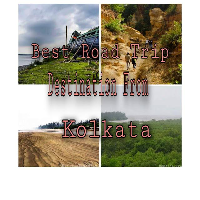 Best Road Trips Destination From Kolkata