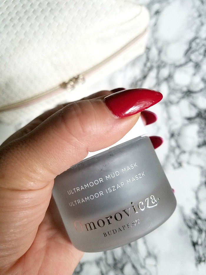 Omorovicza - Ultramoor Mud Mask madame keke luxury beauty lifestyle blog review
