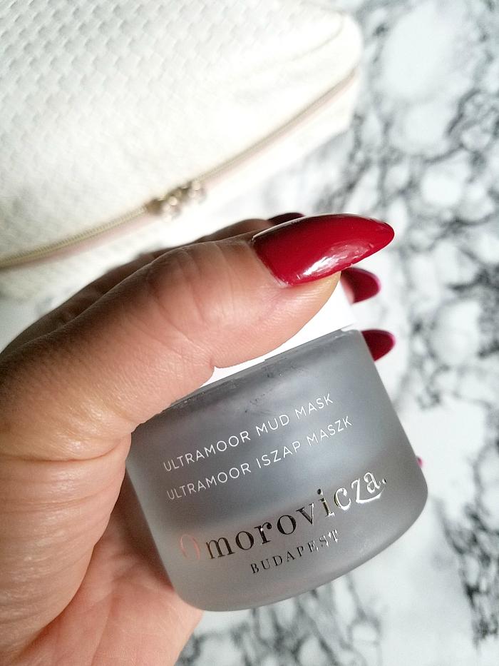 Omorovicza - Ultramoor Mud Mask madame keke luxury beauty lifestyle blog review