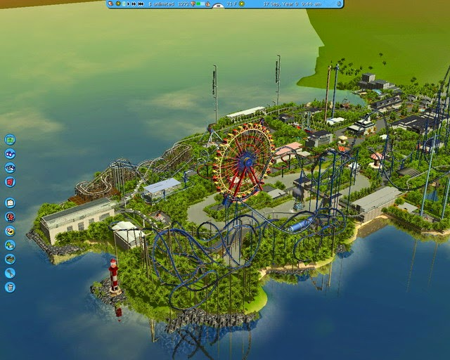 Download rides for rct3