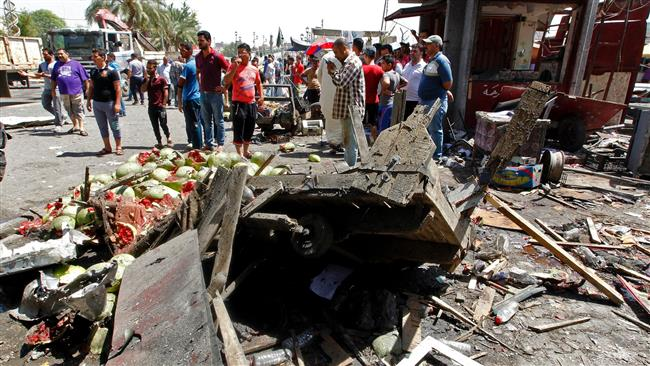 Casualties reported after bomb attack in Iraq's Anbar province