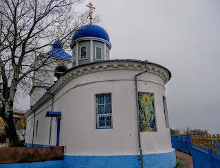 Белгород-Днестровский. Греческая Иоанно-Предтеченская церковь. XIII в.