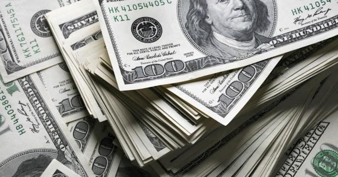 Sorteio de $ 1.000 em dinheiro