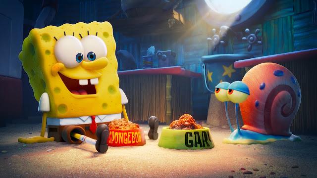 SpongeBob Movie 2020 Wallpaper
