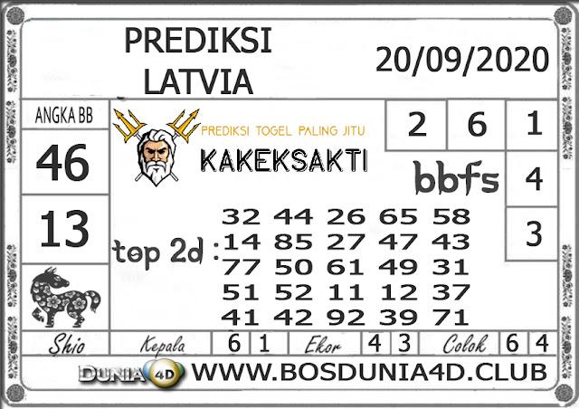 Prediksi Togel LATVIA DUNIA4D 20 SEPTEMBER 2020