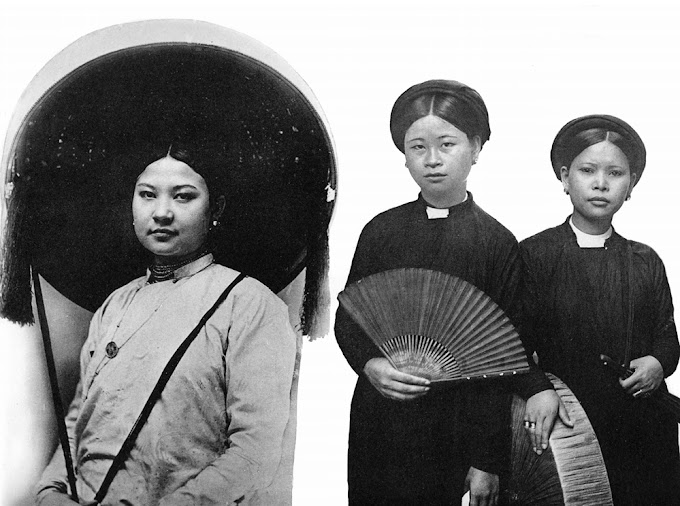 A slip down memory lane: Vietnam in the 1880s