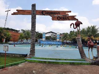 carribean ocean santasea waterpark