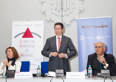 Corte de Arbitraje de Madrid MOOT