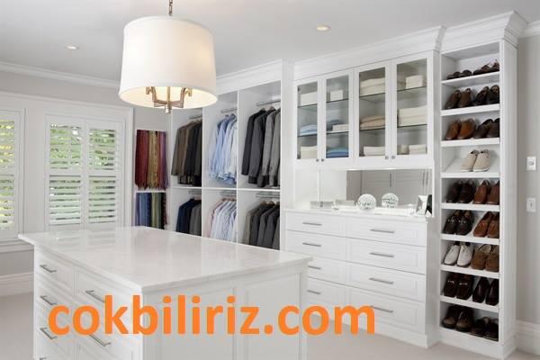 Giyinme Odası Dekorasyonu