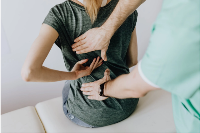 Potential Causes For Sharp Lower Back Pain