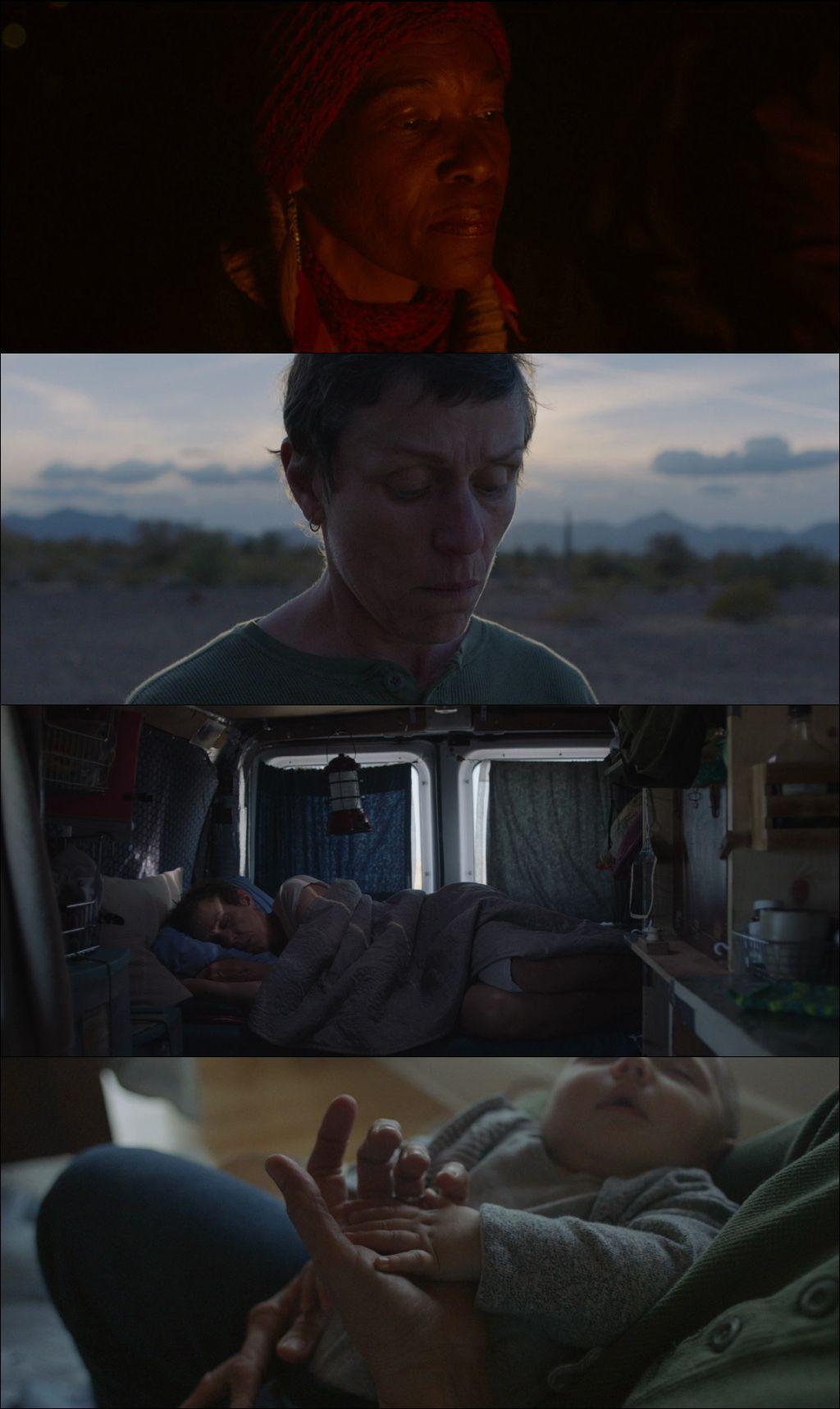 Nomadland (2020) HD 1080p Latino